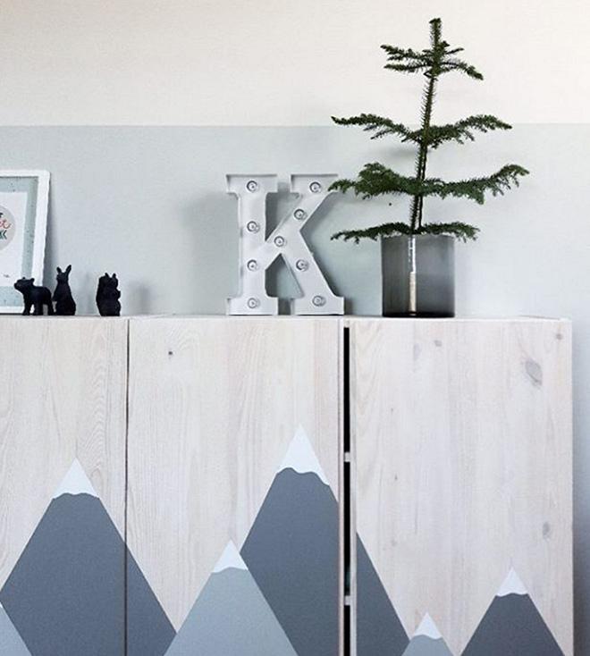 ikea hack ivar cabinet 11 Bettio Marta interior design